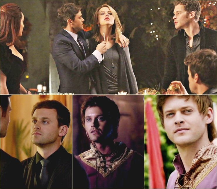 The Originals saison 3  ,mi saison