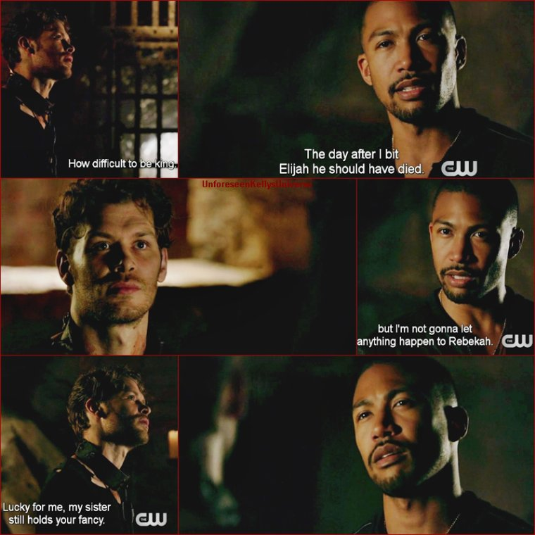 The Originals S4 ep 1 Gather Up The Killers  mon avis