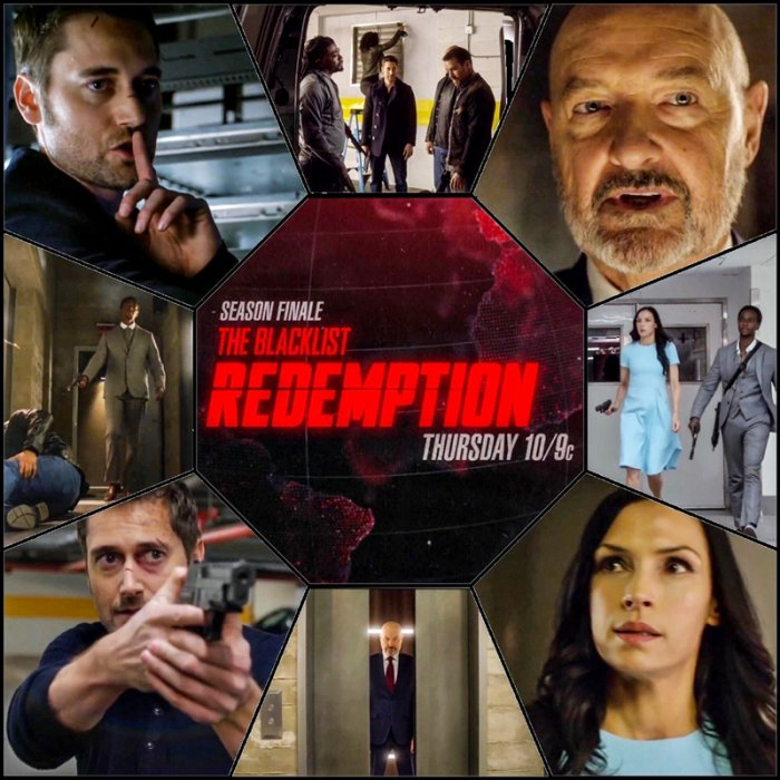 The Blacklist Redemption mon avis sur le Final ep Whitehall