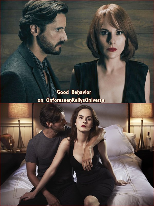 Good Behavior ,diverses photos saison 1