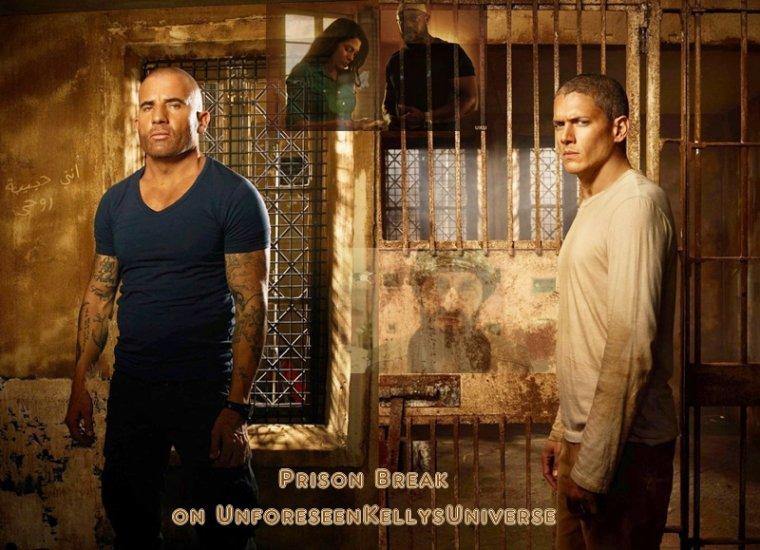 Prison Break mon avis global sur la saison 5