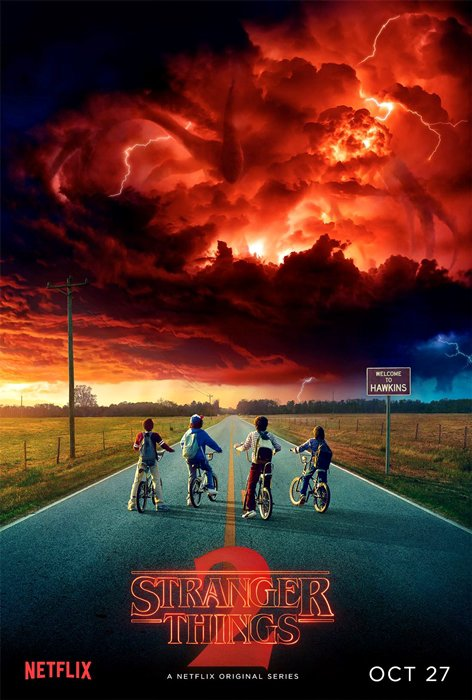 Stranger Things Saison 2  Comic Con San Diego 2017