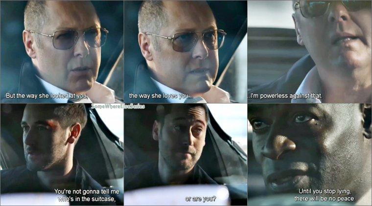 "The Blacklist saison 5 ep 8 mi saison ""IAN GARVEY"""
