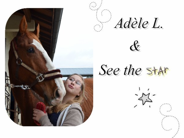 Adèle et See the Star ☆ ★