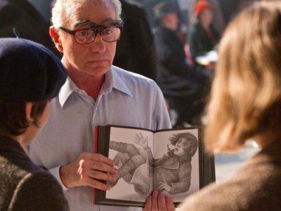 Hugo Cabret___de Martin Scorsese, avec Asa Butterfield, Chloé Grace Moretz, Ben Kingsley, Sacha Baron Cohen.