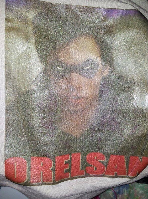 Mon t-shirt OrelSan