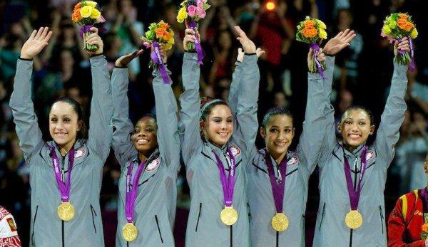 Finale du concours général par équipe : C'est l'or pour l'Amérique !