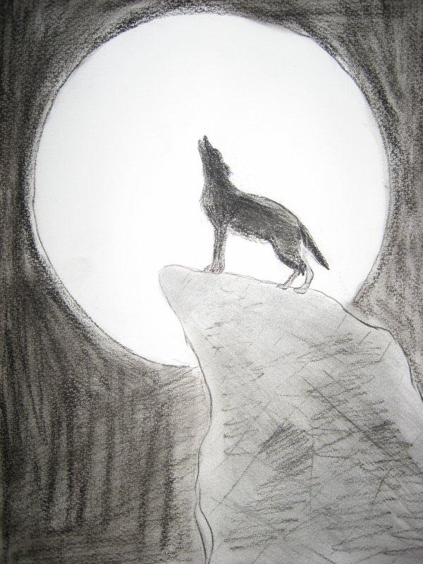 """soir de pleine Lune"""
