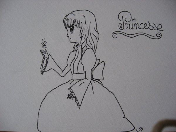 """""""jeune princesse"""""""