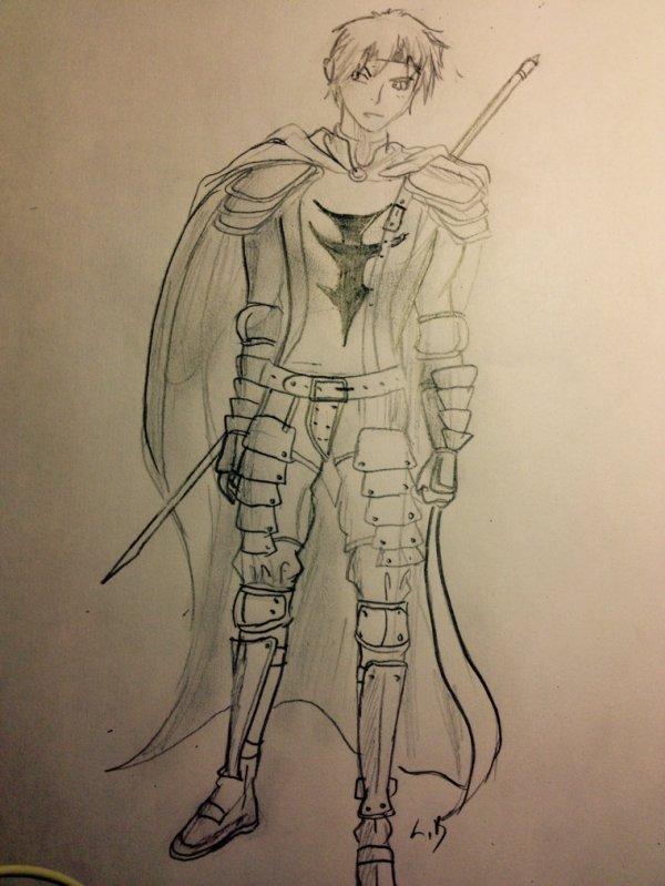Mon chevalier le retour !