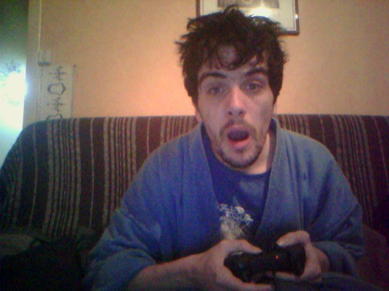 The Unlucky Gamer