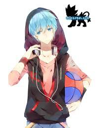 Cross-over #1 narutoxkuroko