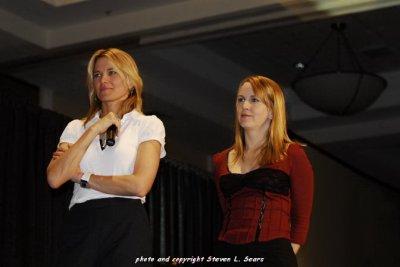 Les Filles Lors De Convention