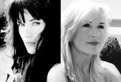 Lucy Lawless VS Reneé O'Connor