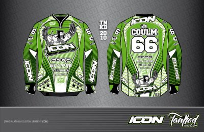 Jersey Icon Serie Special