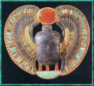 Mythologie égyptienne n°1 : Dieux, déesses et magie.