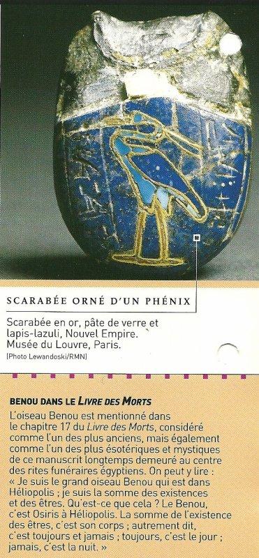 Croyances et religions de l'Egypte n°1 : Les animaux sacrés (2e partie).