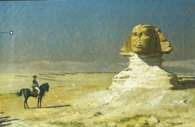 Sites et monuments égyptiens n°1 : sanctuaires, pyramides et autres tombes.