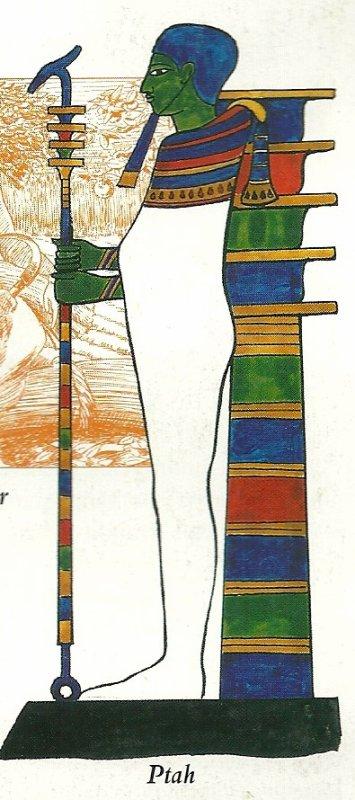 Mythes, légendes et symboles de l'Egypte n°1 : les éléments.