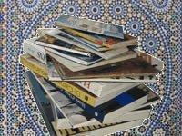 Salon international du livre au Caire : du 24 janvier au 6 février 2012.