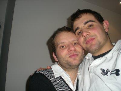 Journée chez Séb et Flo : le 28 janvier 2012.