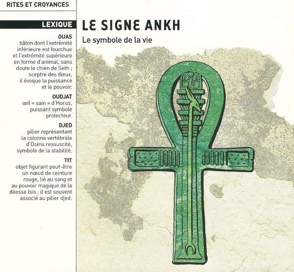 Croyances et religions de l 39 egypte n 2 concept et for Offrir un miroir signification