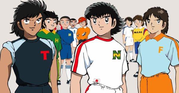 Dessins-animés et mangas que j'aime bien issus du Club Dorothée 6...