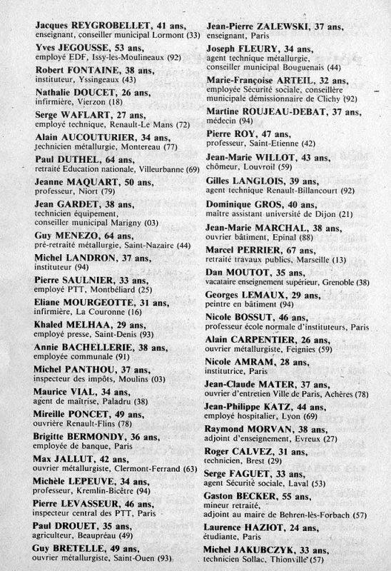 Histoire de la Seyne-sur-Mer 3 : Les élections à la Seyne-sur-Mer depuis 1945 (228ème partie).