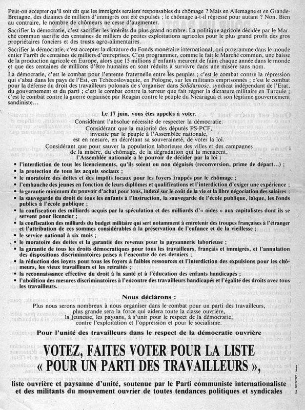 Histoire de la Seyne-sur-Mer 3 : Les élections à la Seyne-sur-Mer depuis 1945 (229ème partie).