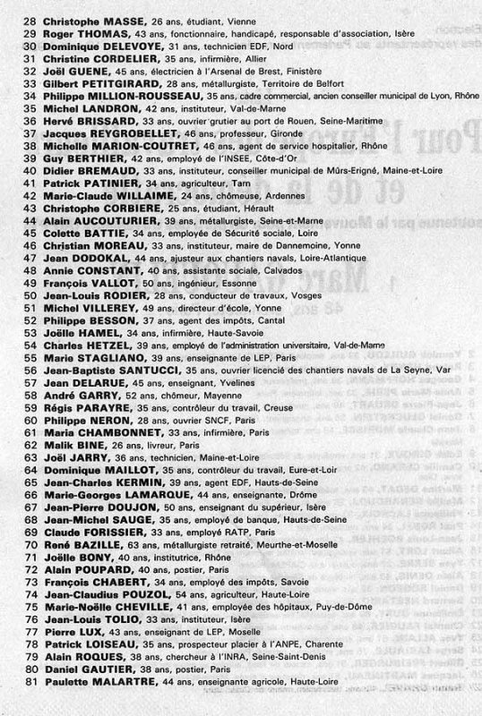 Histoire de la Seyne-sur-Mer 3 : Les élections à la Seyne-sur-Mer depuis 1945 (230ème partie).
