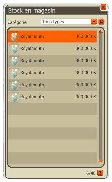 Fin du Royalmouth / Progression de la Vegas-Team / Debut de la zone suivante !