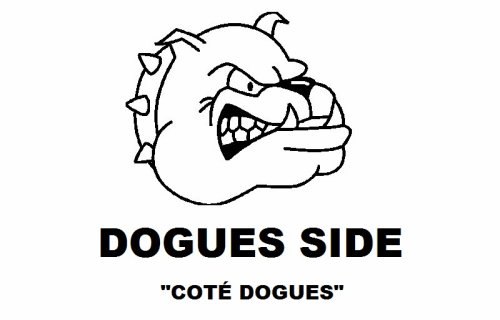 Logo Officiel des Dogues-Side