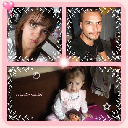 :-0 ma fille moiii et mon babyy
