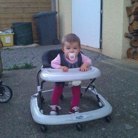 ma petit fille Ambre