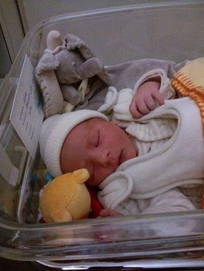 mon petit Nolan est né ce wen k end