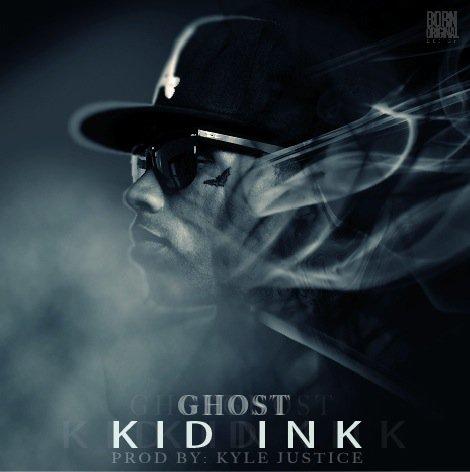 Kid Ink .......Ghost on Rocketship Shawty