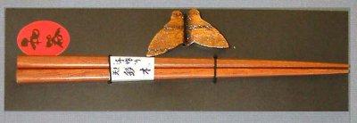 Les baguettes Japonaise