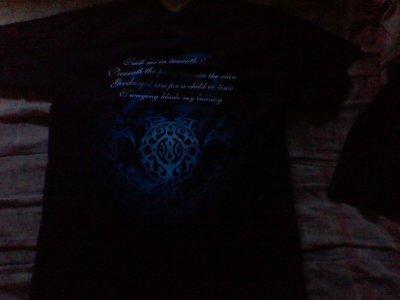 Mes nouveaux tshirts