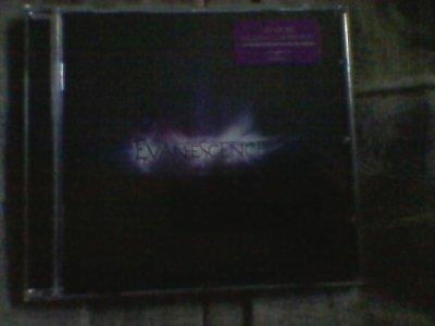 Nouvelle album d evanescence
