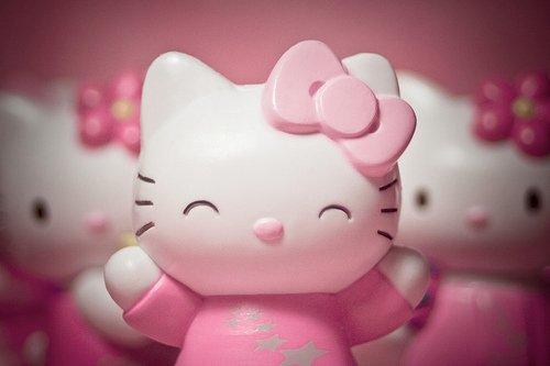 Le phénomène Hello Kitty