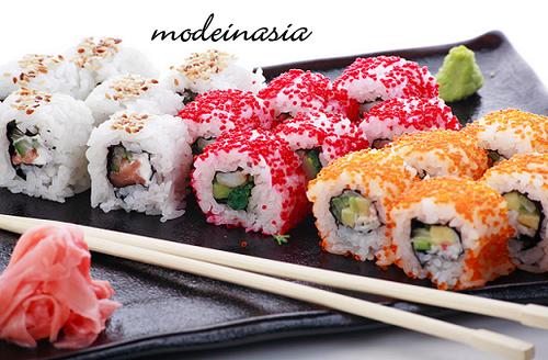 La nourriture japonaise mode in asia for Poisson japonais nourriture