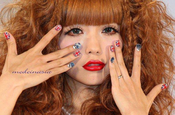 Le nail art & les stars : une belle histoire