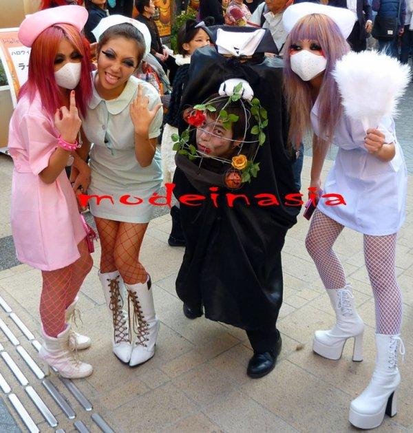Halloween, une journée à se faire peur