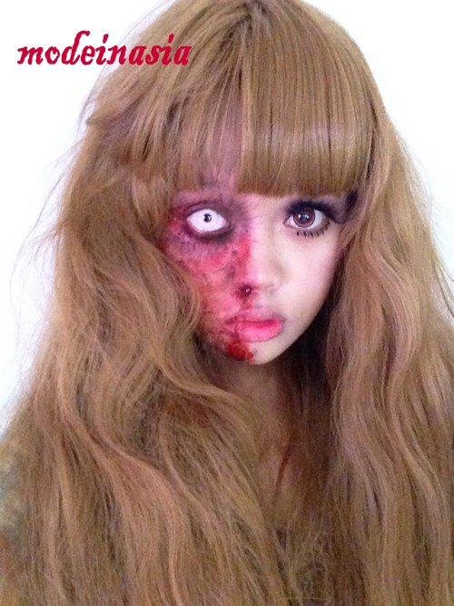 LE MAKE UP HALLOWEEN