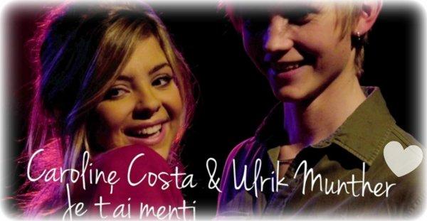 Caroline Costa & Ulrik Munther - Duo à couper le souffle...