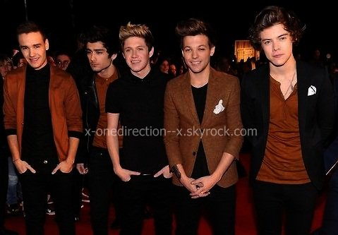 One Direction - NMA 2013
