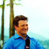 . Nathan Fillion ♡ .