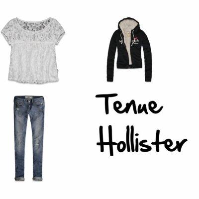 Tendances Hollister
