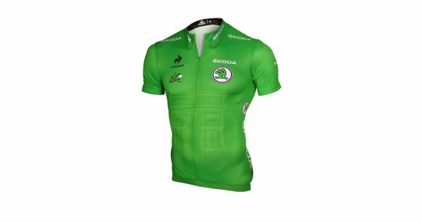 Maillot Vert