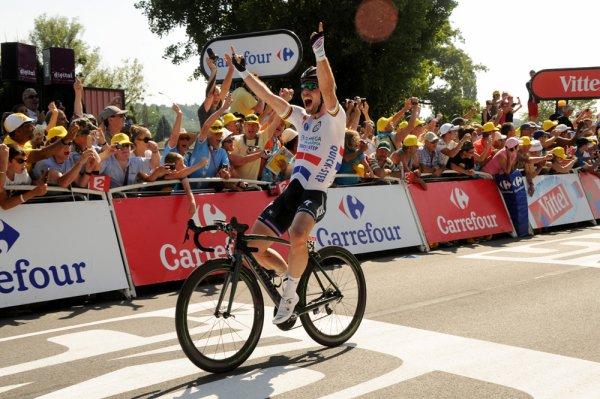 étape 13 Tours/Saint Amand Montrond